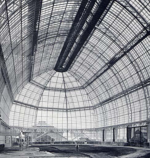 Historische Stahlbauten