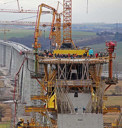 Unstrut- Talbrücke